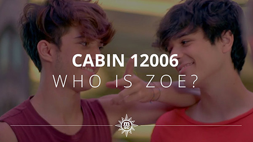 cabin12006 episode 1: who is zoe?