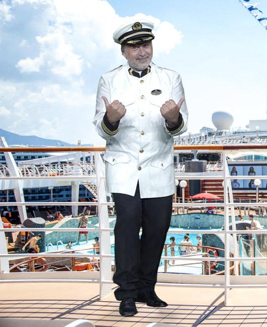 capitano massimo santimone cabin12006